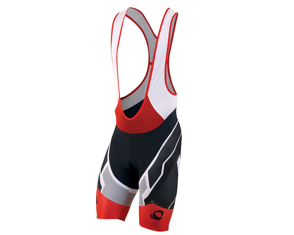 Pearl Izumi PRO Leader Cycling Bib Shorts (True Red/Shadow White)