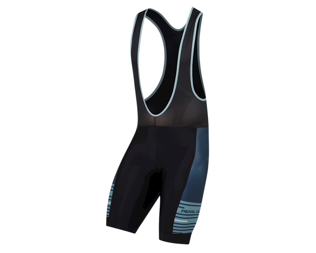 Pearl Izumi Select LTD Bib Short (Arctic/Mid Navy Tidal) (2XL)