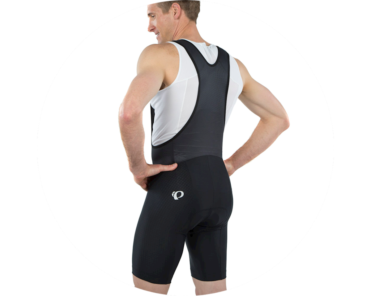 Pearl Izumi Escape Quest Bib Short (Black Texture) (S)