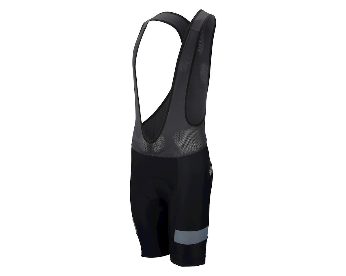Pearl Izumi Quest Splice Bib Shorts (Black/Grey) (L)