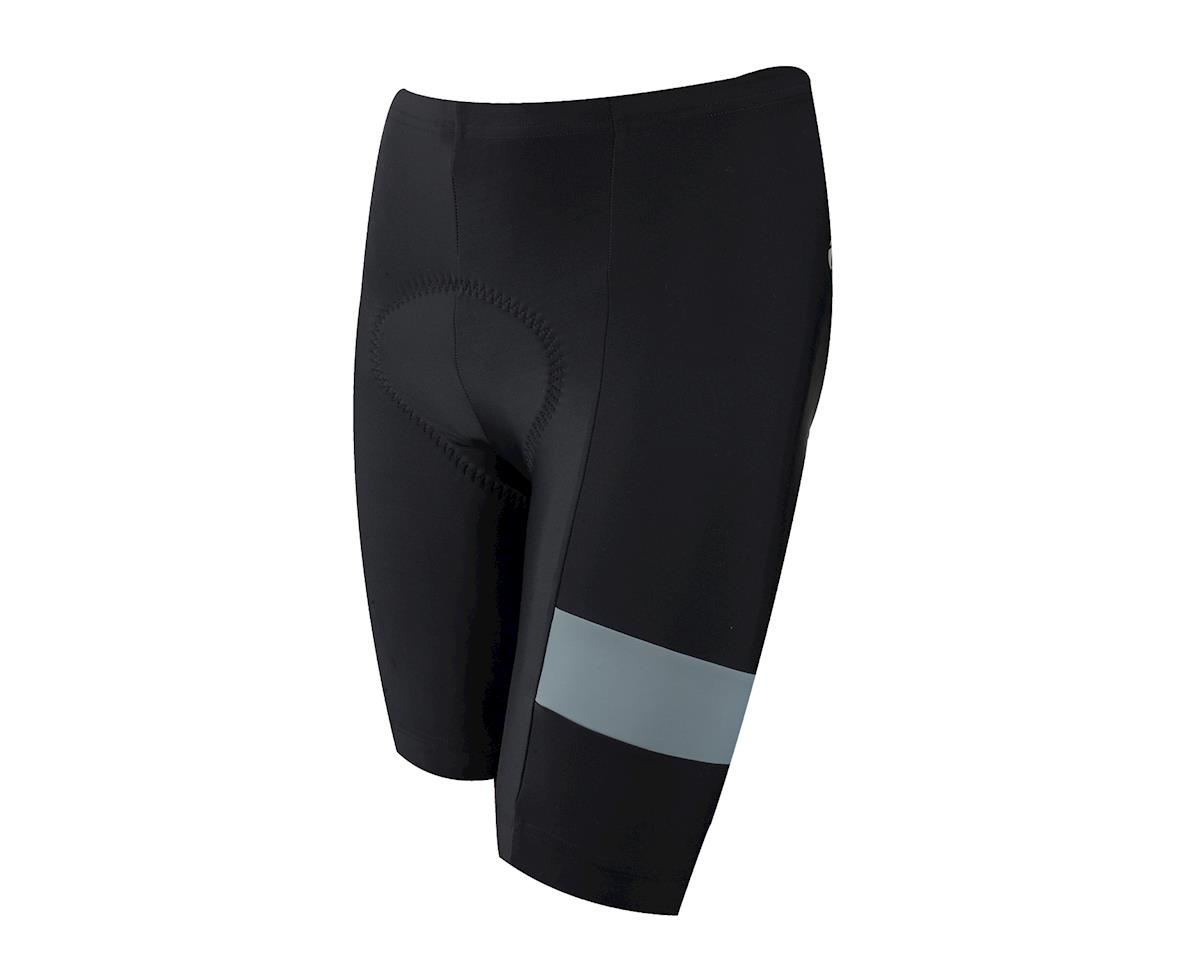 Pearl Izumi Quest Splice Bib Shorts (Black/Grey) (S)