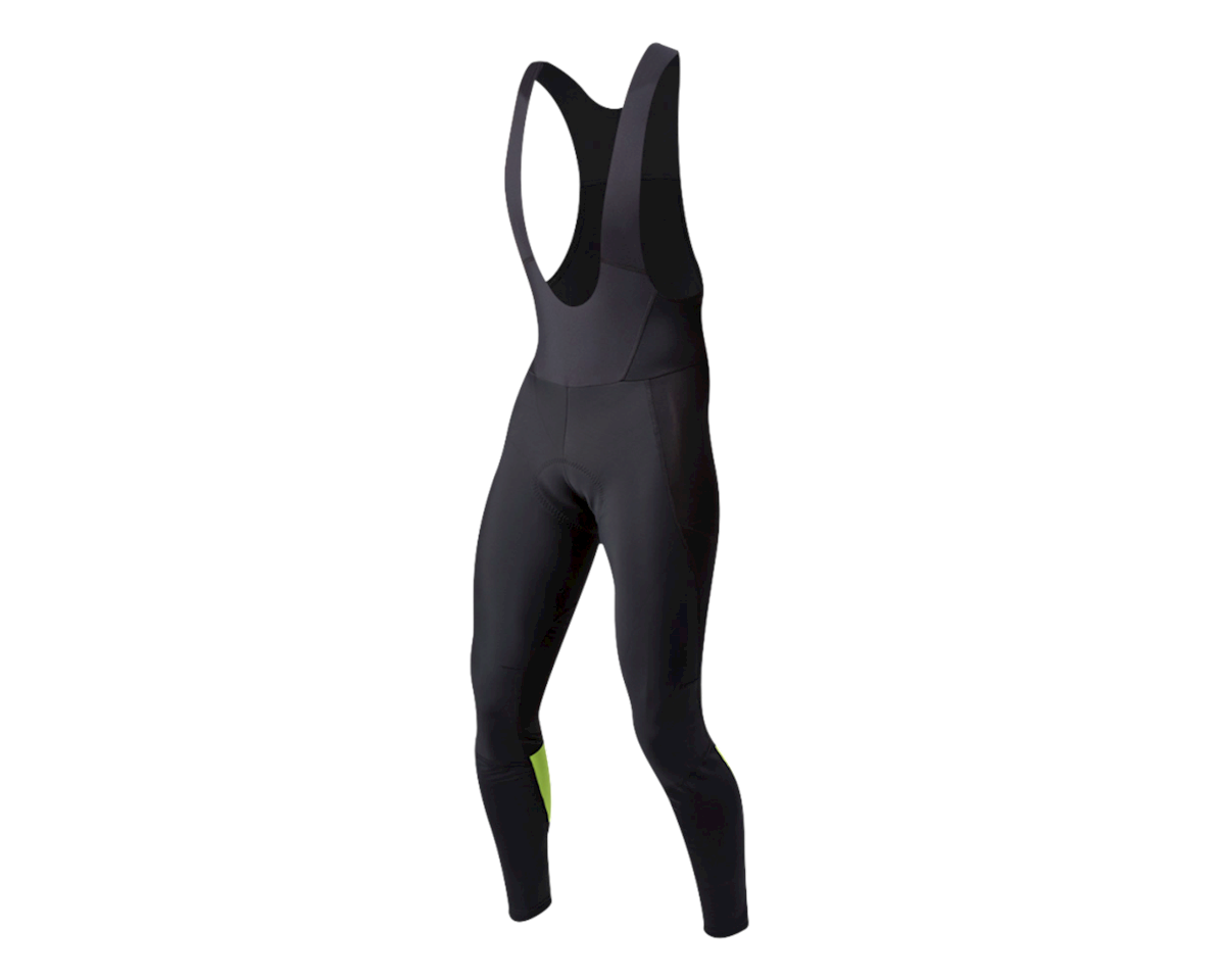 Pearl Izumi Elite Escape AmFIB Cycling Bib Tight (Black/Hi Vis) (XL)