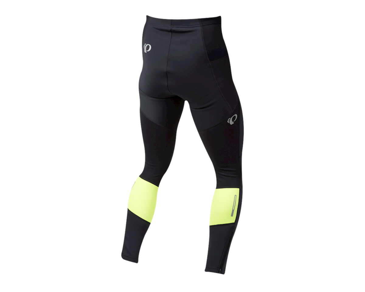 Pearl Izumi Elite Escape AmFIB Tight (Black/Hi Vis) (L)