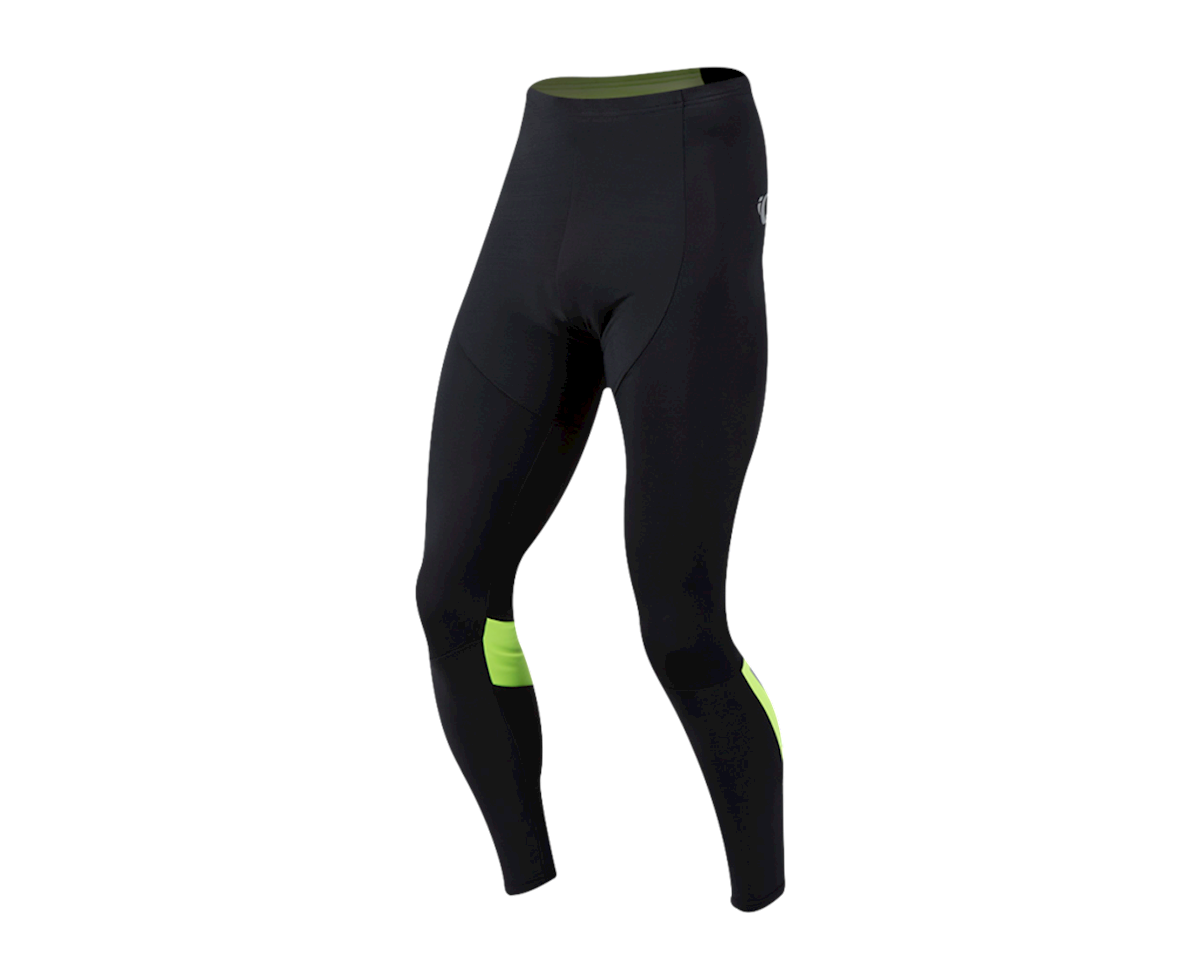 Pearl Izumi Pursuit Thermal Tight (Black/Hi Vis) (S)