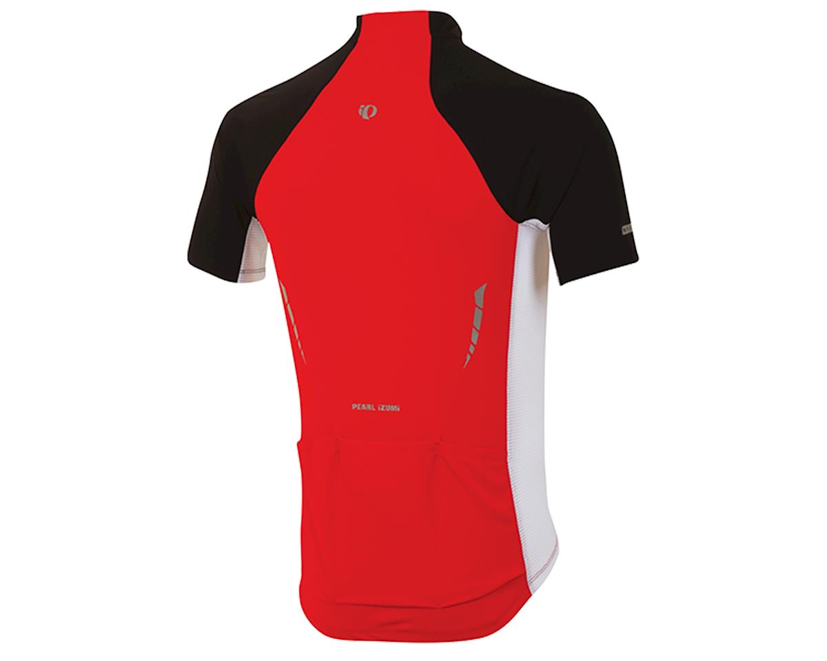 Pearl Izumi Elite Pursuit Cycling Jersey (True Red/White) (XL)