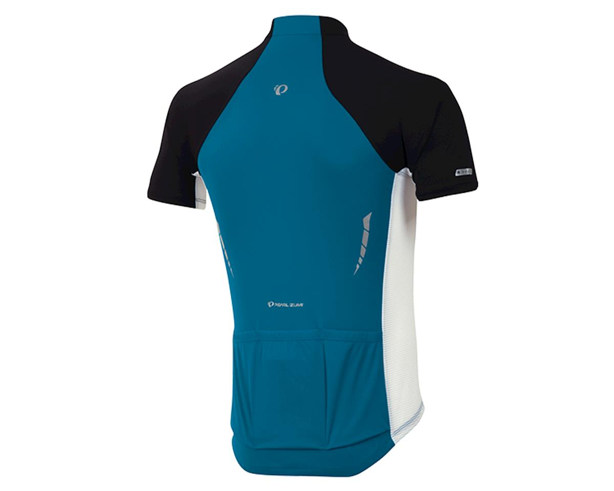 Pearl Izumi Elite Pursuit Cycling Jersey (Mykonos Blue/White) (S)
