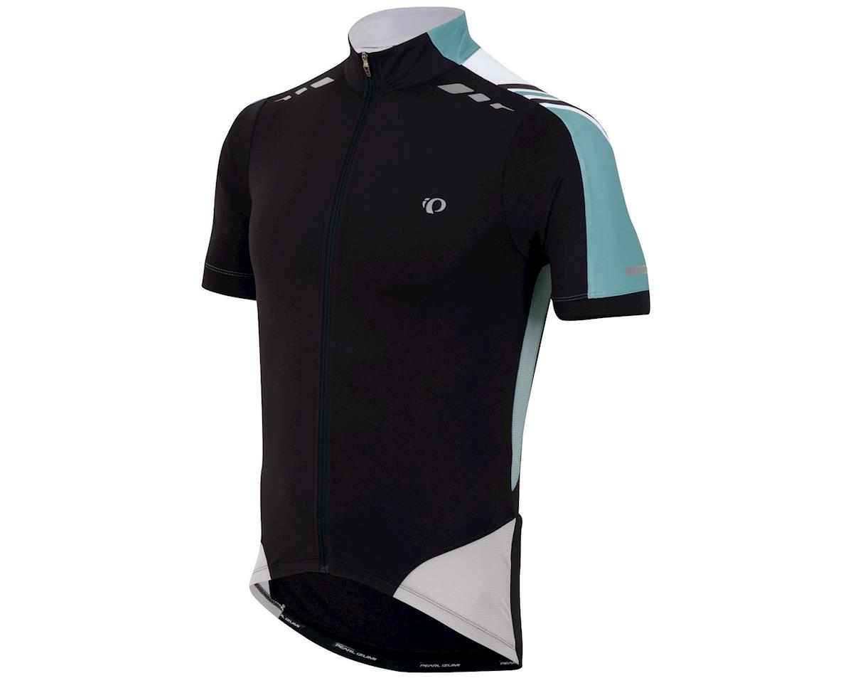 Pearl Izumi PRO In-R-Cool Cycling Jersey (Stillwater Blue/Black) (M)