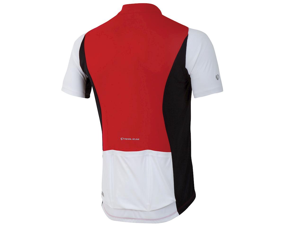Pearl Izumi Elite Semi-Form Cycling Jersey (True Red/Black) (M)