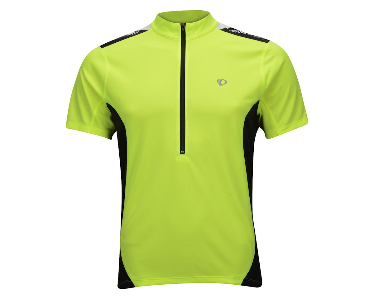 """Image 2 for Pearl Izumi Quest Jersey (Screaming Yellow/Black) (Medium 38-40"""")"""