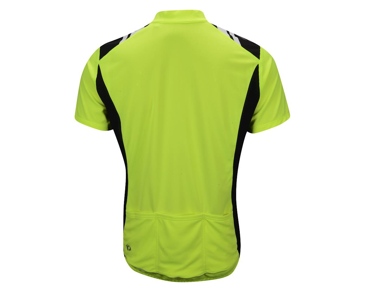 """Image 3 for Pearl Izumi Quest Jersey (Screaming Yellow/Black) (Medium 38-40"""")"""
