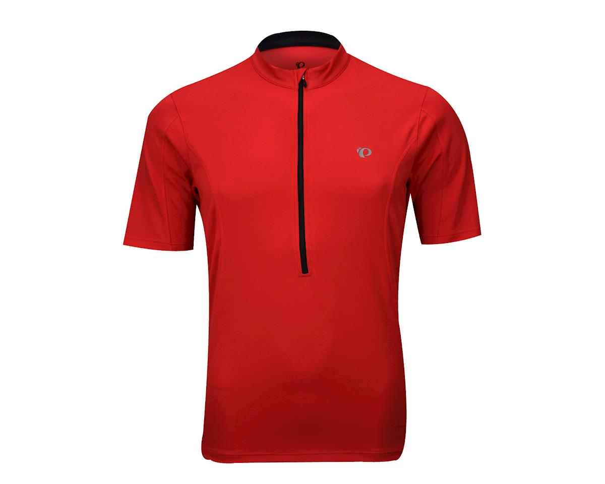 Pearl Izumi Quest Tour Short Sleeve Jersey (Red)