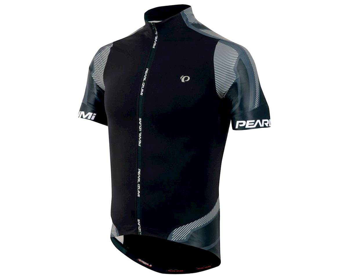 Pearl Izumi PRO Leader Cycling Jersey (Black) (S)