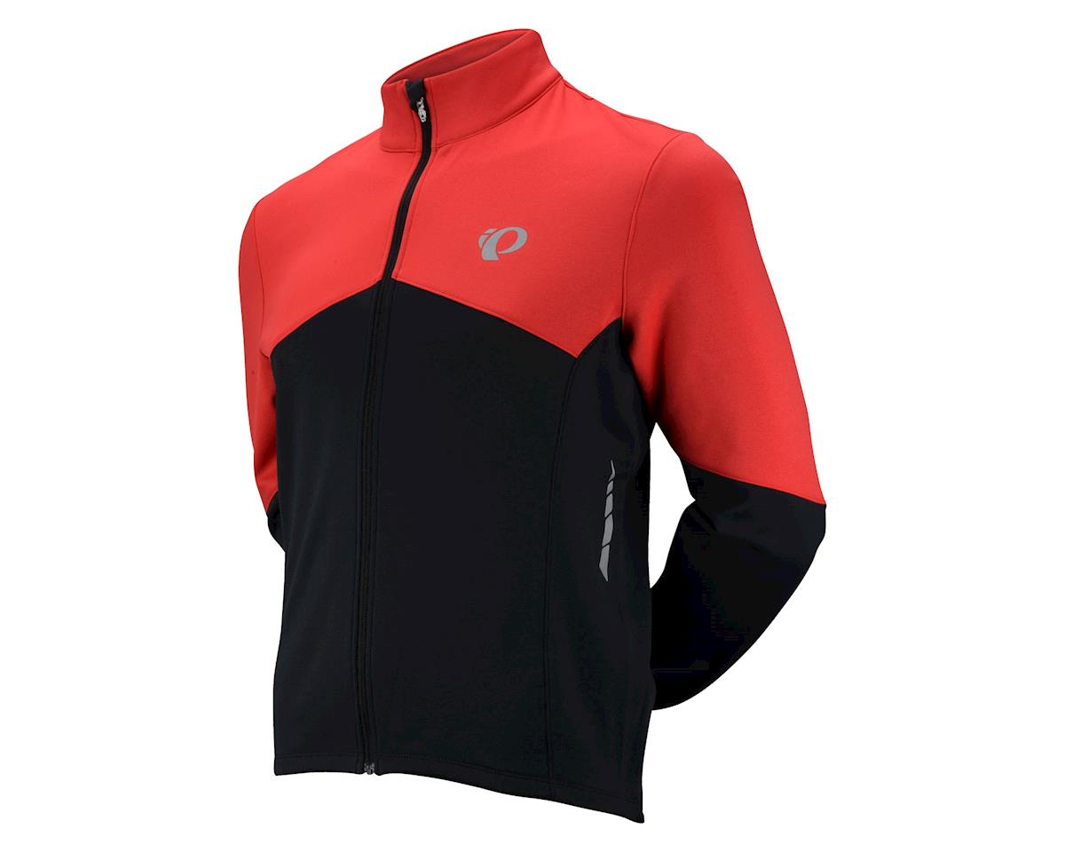 Image 1 for Pearl Izumi Elite Thermal Long Sleeve Jersey (Screaming Yellow)