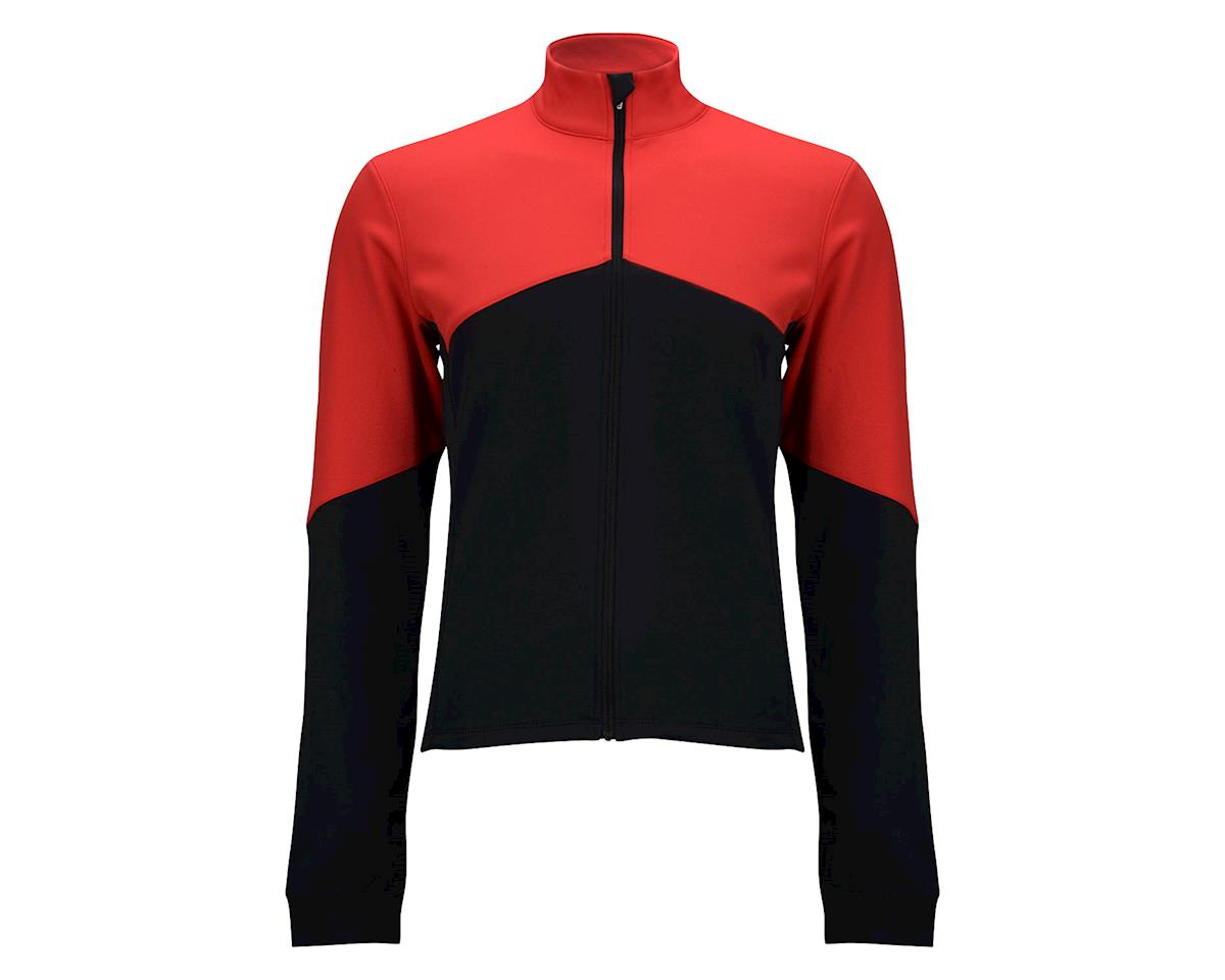 Image 3 for Pearl Izumi Elite Thermal Long Sleeve Jersey (Screaming Yellow)