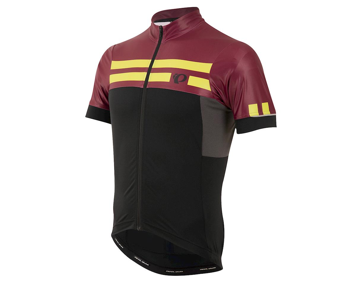 Pearl Izumi P.R.O. Escape Bike Jersey (Tibetan Lime) (XL)