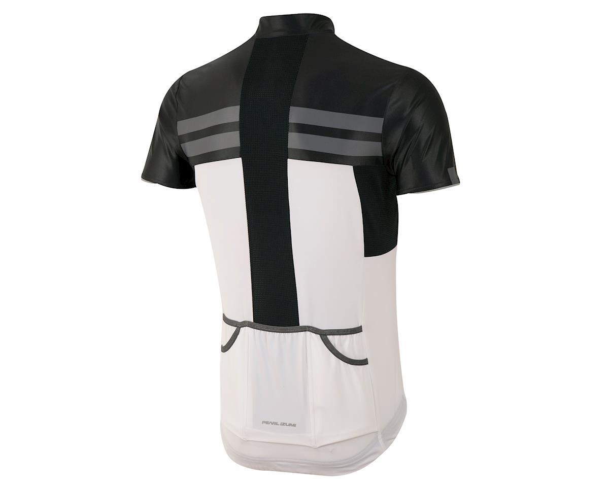 Pearl Izumi P.R.O. Escape Bike Jersey (Black/White) (M)