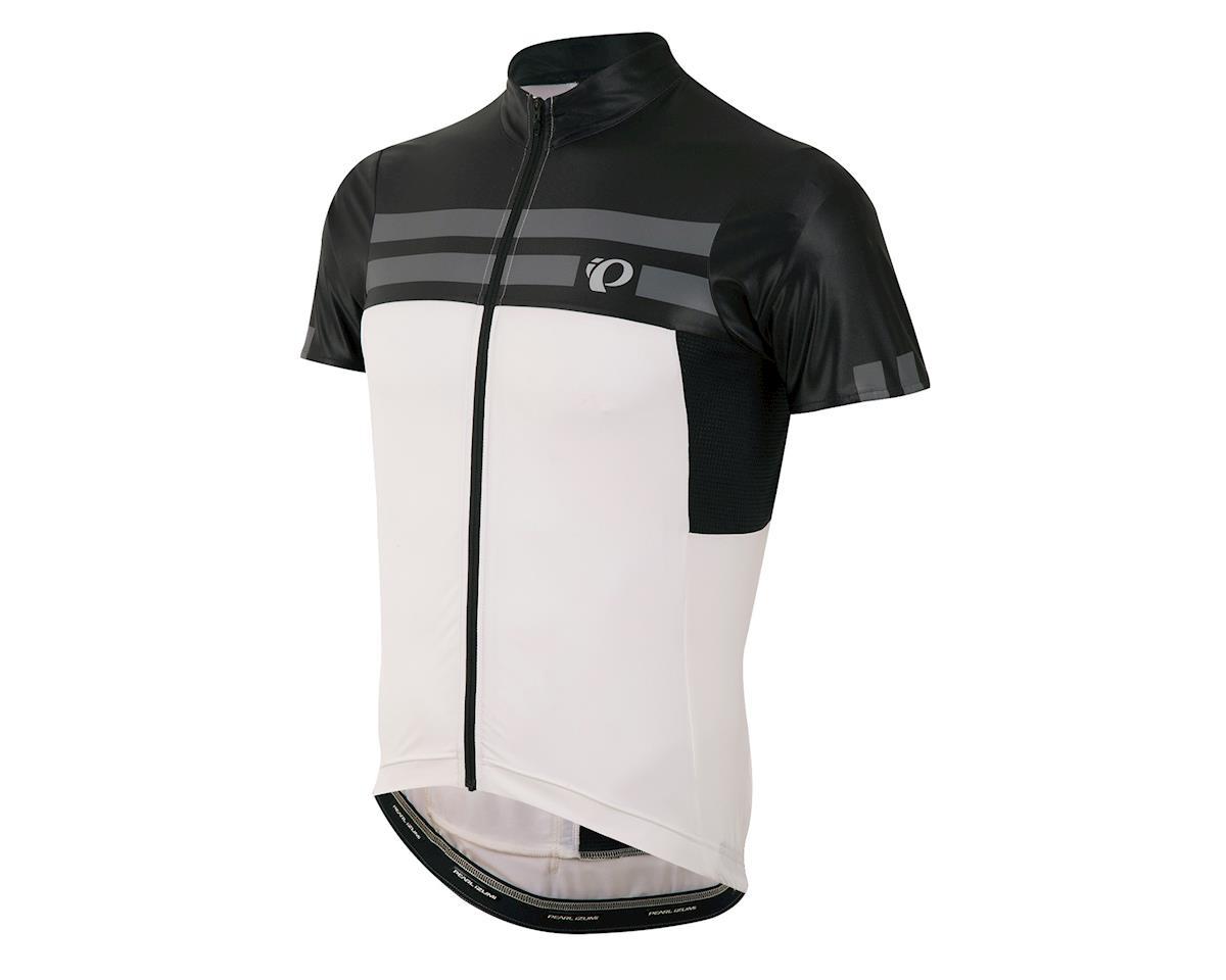 Pearl Izumi P.R.O. Escape Bike Jersey (Black/White) (S)