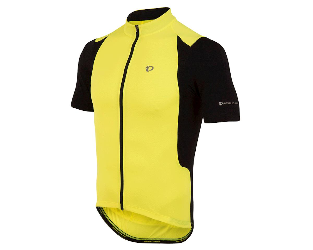 Pearl Izumi Select Pursuit Jersey (Screaming Yellow/Black)