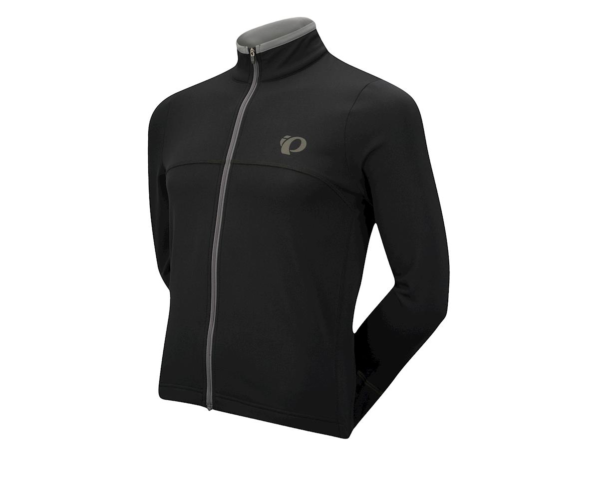 Pearl Izumi Men's SELECT Thermal Long Sleeve Jersey (Black)