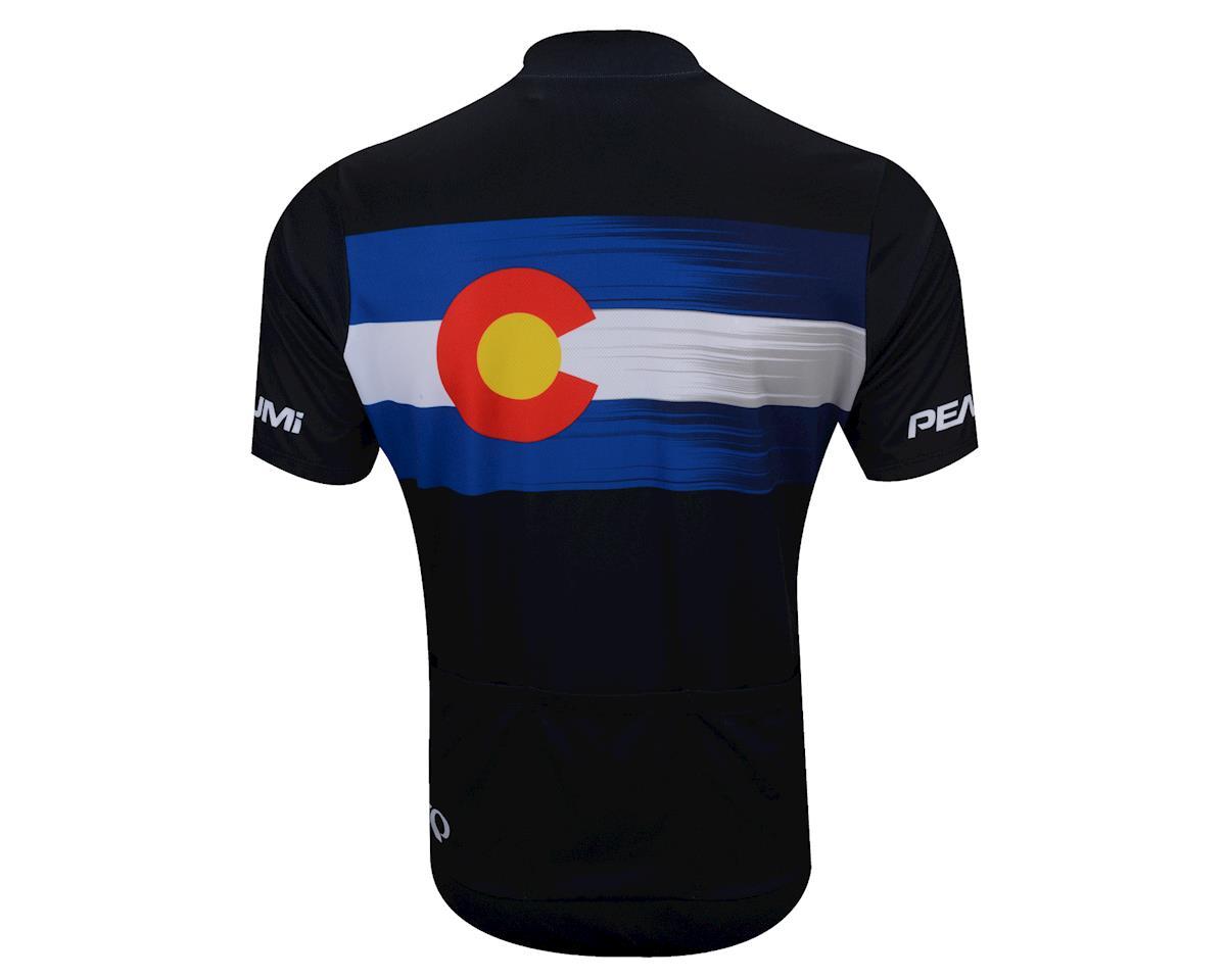 Pearl Izumi Select LTD Homestate Short Sleeve Jersey (Blue)