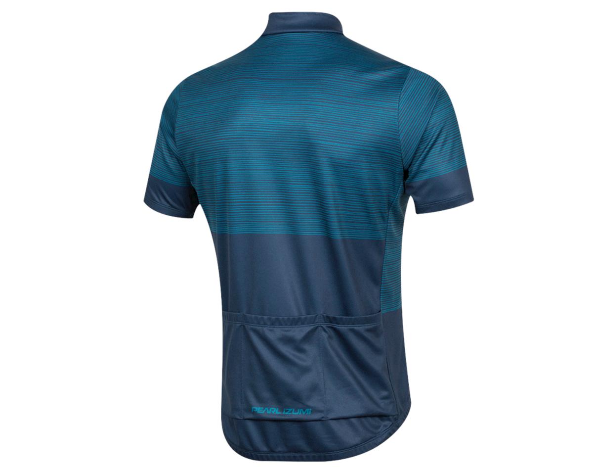 Pearl Izumi Select LTD Jersey (Navy/Teal stripes) (M)