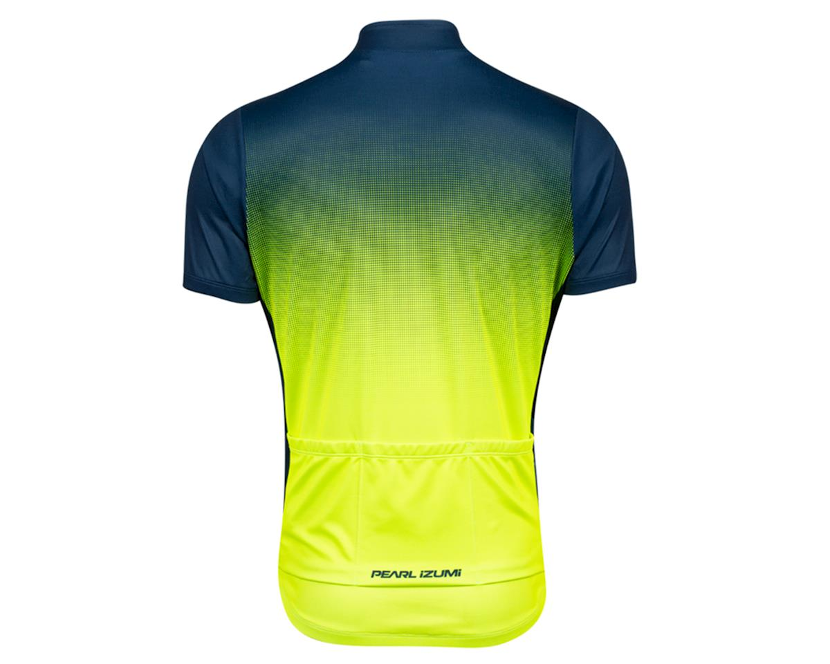 Image 2 for Pearl Izumi Select LTD Jersey (Navy/Yellow Transform) (XL)