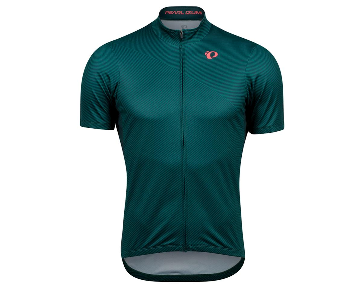 Pearl Izumi Select LTD Jersey (Pine/Alpine Bevel) (XL)