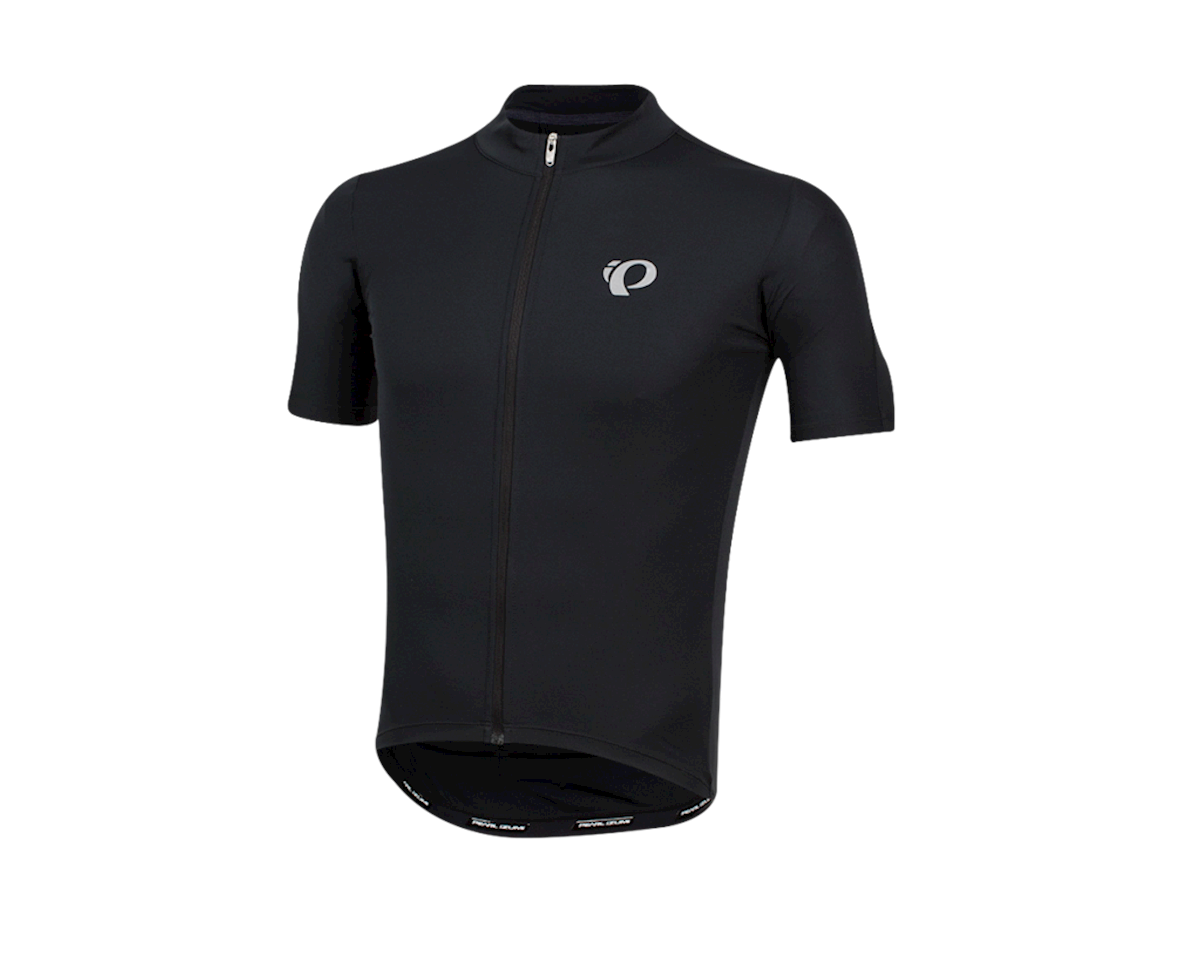 Pearl Izumi Select Pursuit Short Sleeve Jersey (Black) (L)