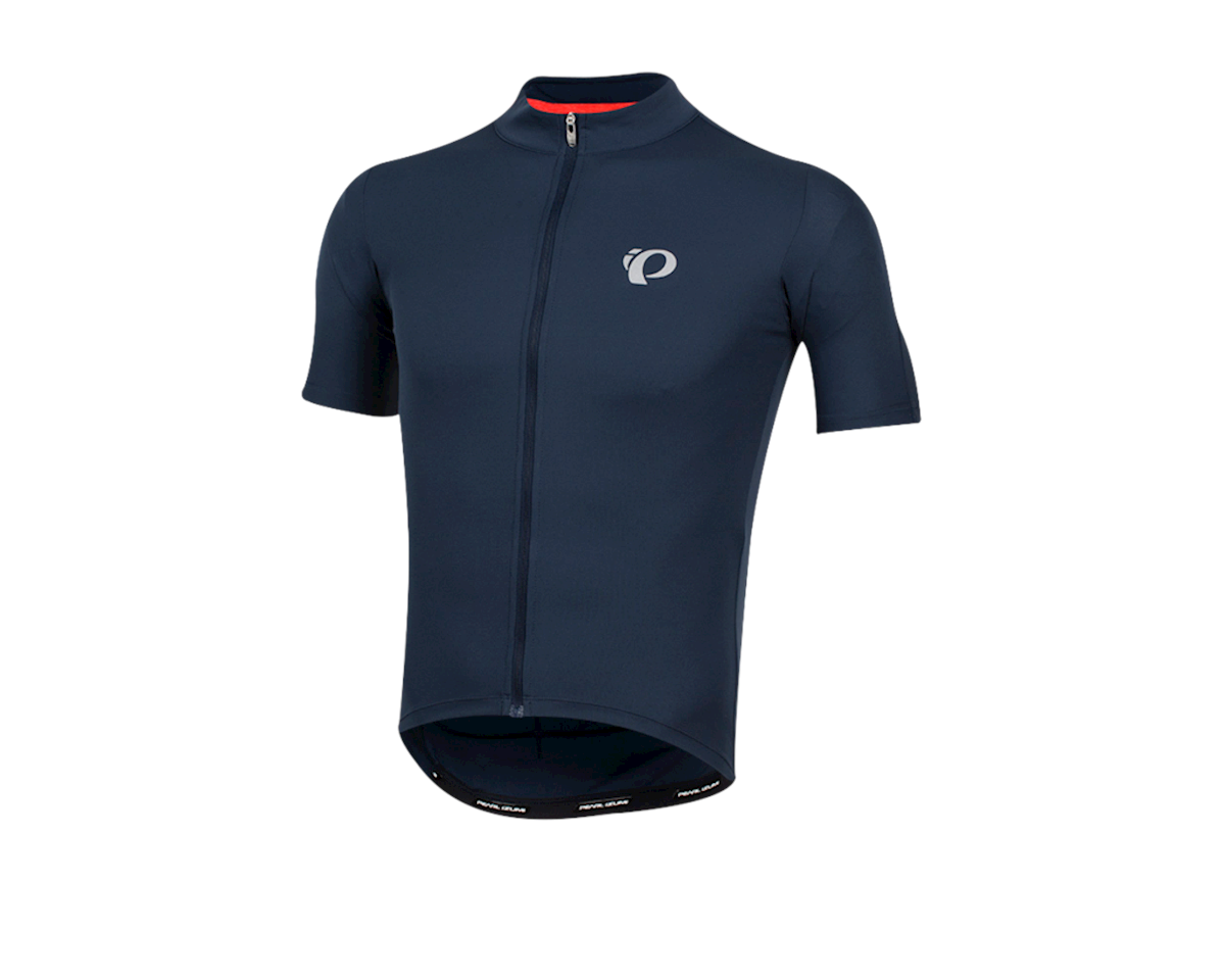 Pearl Izumi Select Pursuit Short Sleeve Jersey (Navy) (L)
