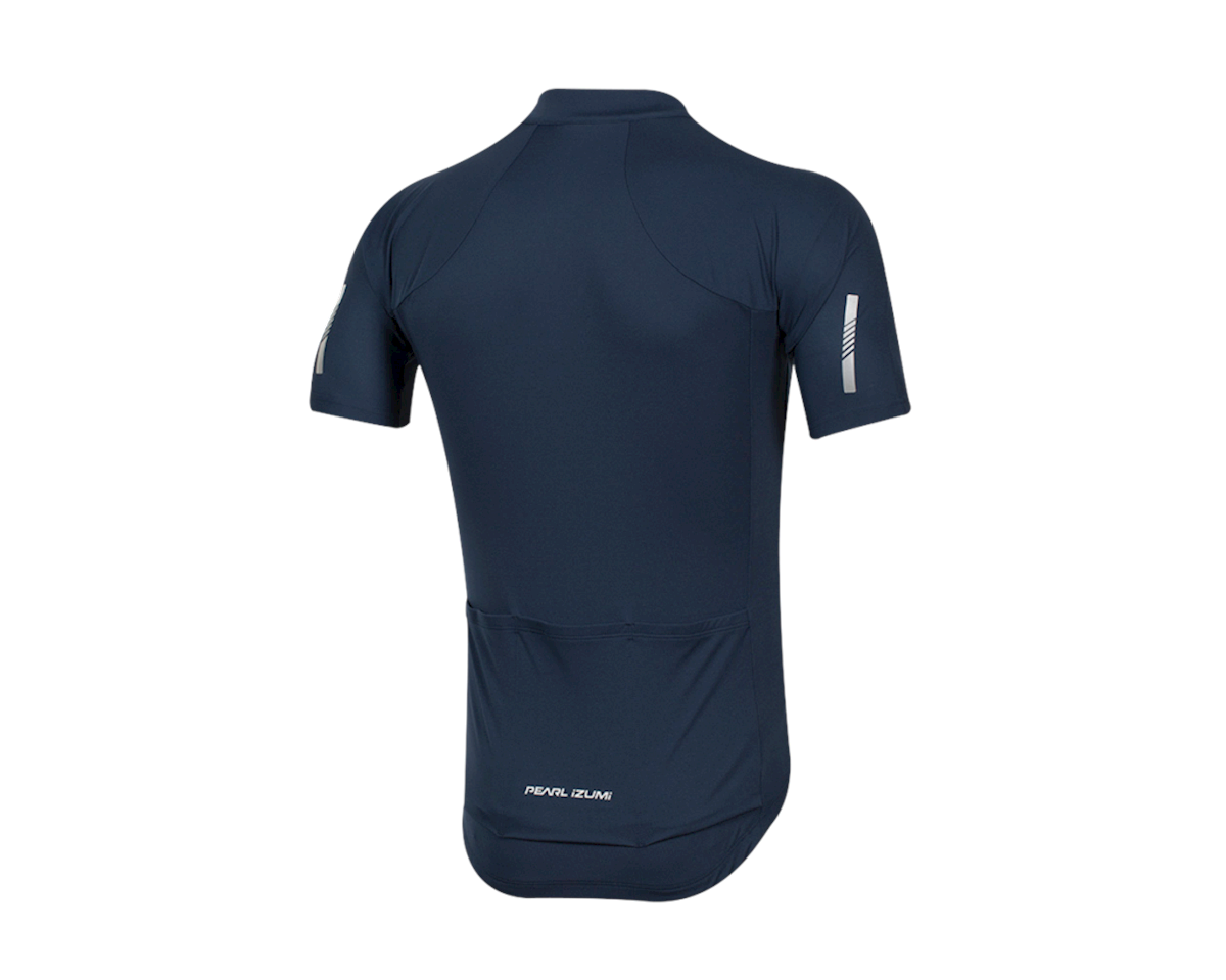 Pearl Izumi Select Pursuit Short Sleeve Jersey (Navy) (M)