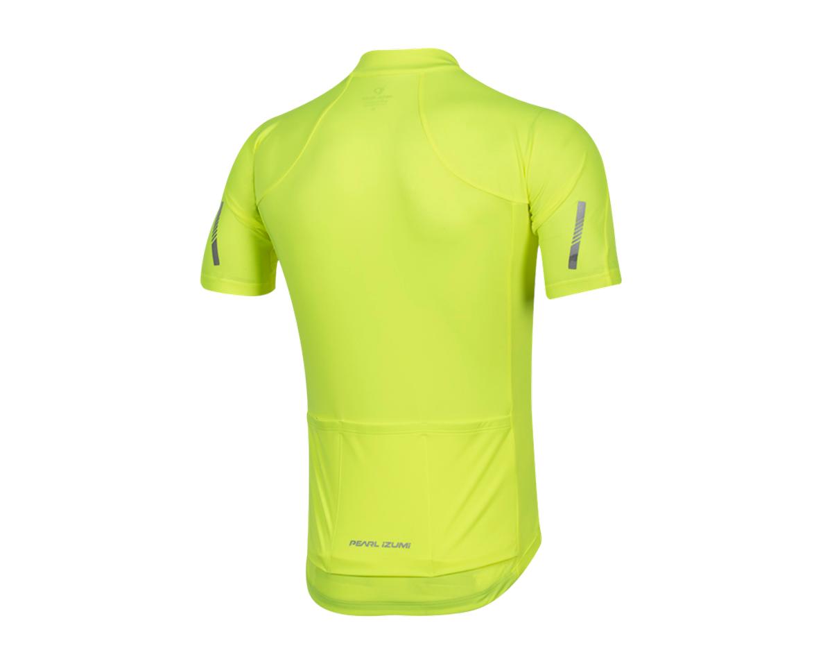 Pearl Izumi Select Pursuit Short Sleeve Jersey (Screaming Yellow) (M)