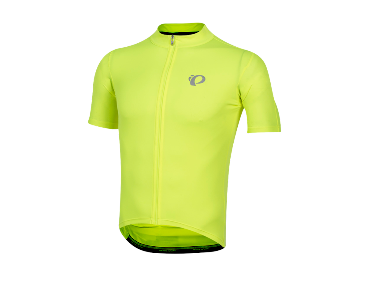 Pearl Izumi Select Pursuit Short Sleeve Jersey (Screaming Yellow) (S)