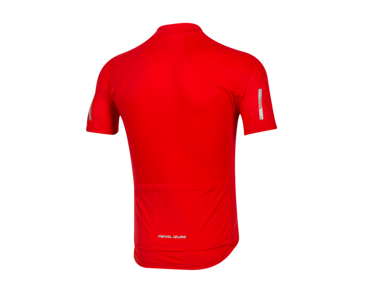 Image 2 for Pearl Izumi Select Pursuit Short Sleeve Jersey (Torch Red) (L)