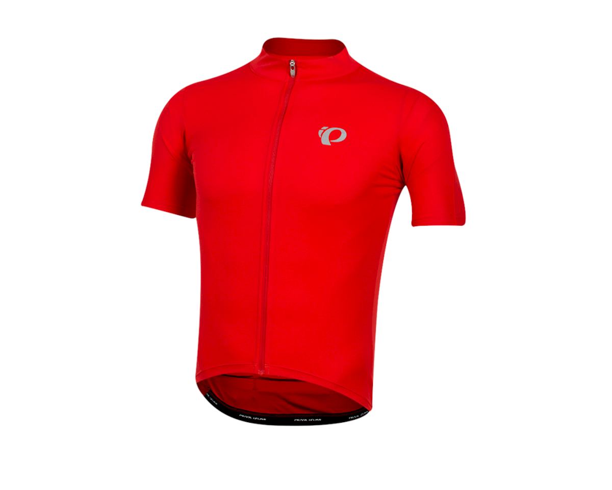 Pearl Izumi Select Pursuit Short Sleeve Jersey (Torch Red) (M)