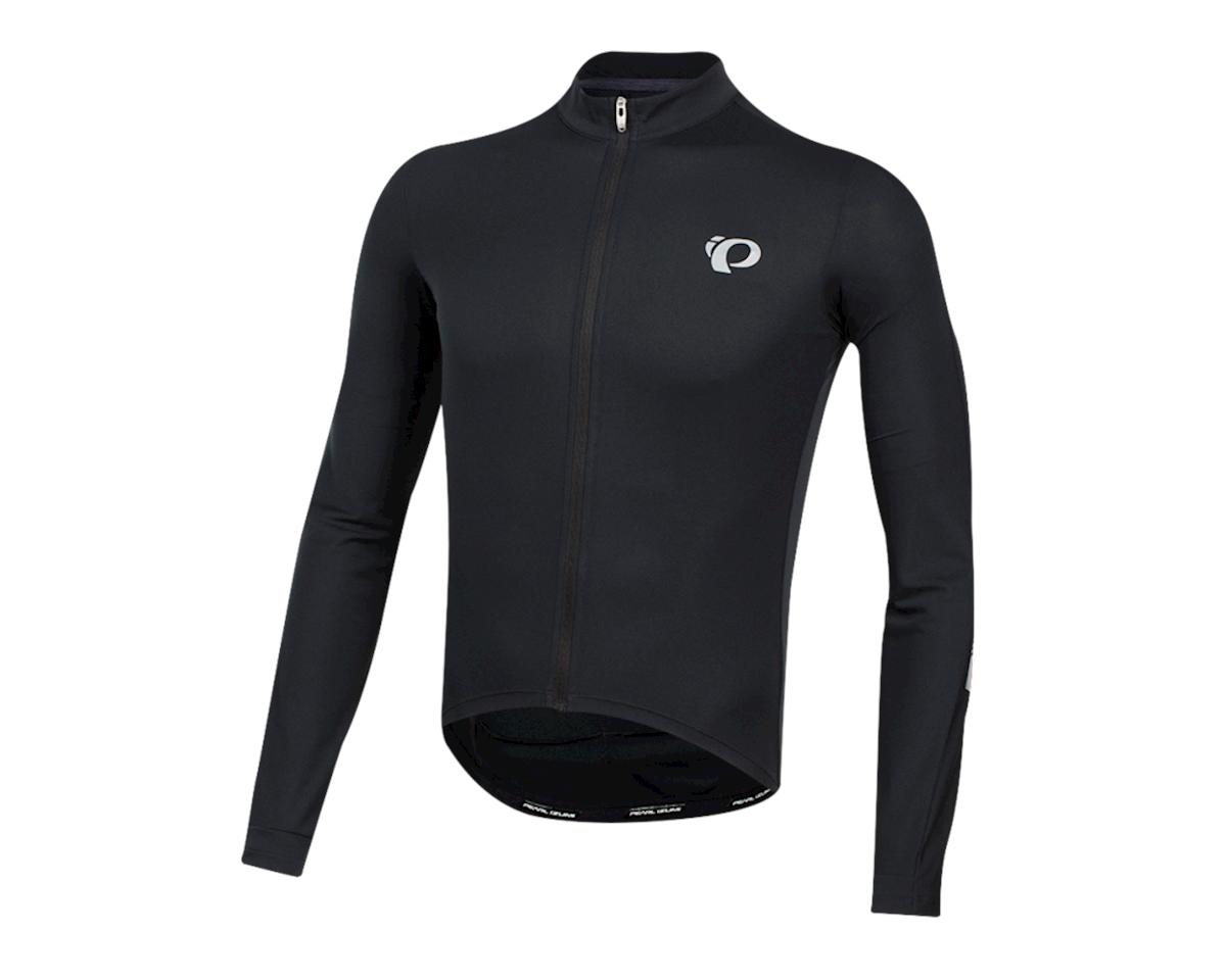 Pearl Izumi Select Pursuit Long Sleeve Jersey (Black) (L)