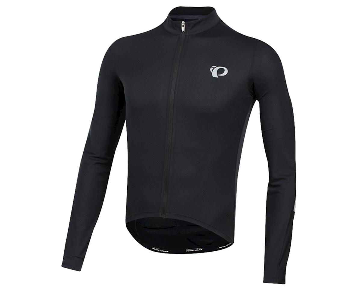 Pearl Izumi Select Pursuit Long Sleeve Jersey (Black) (XL)