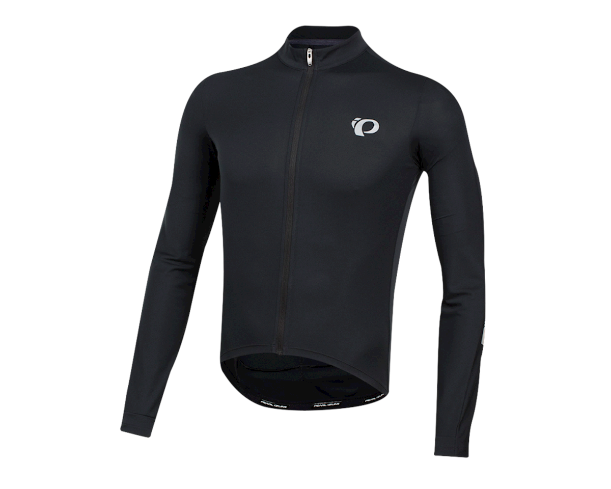 Pearl Izumi Select Pursuit Long Sleeve Jersey (Black) (2XL)