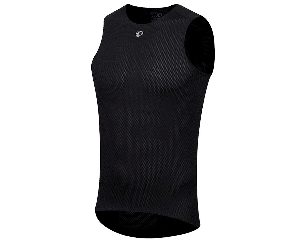 Pearl Izumi Transfer Sleeveless Baselayer (Black) (XS)