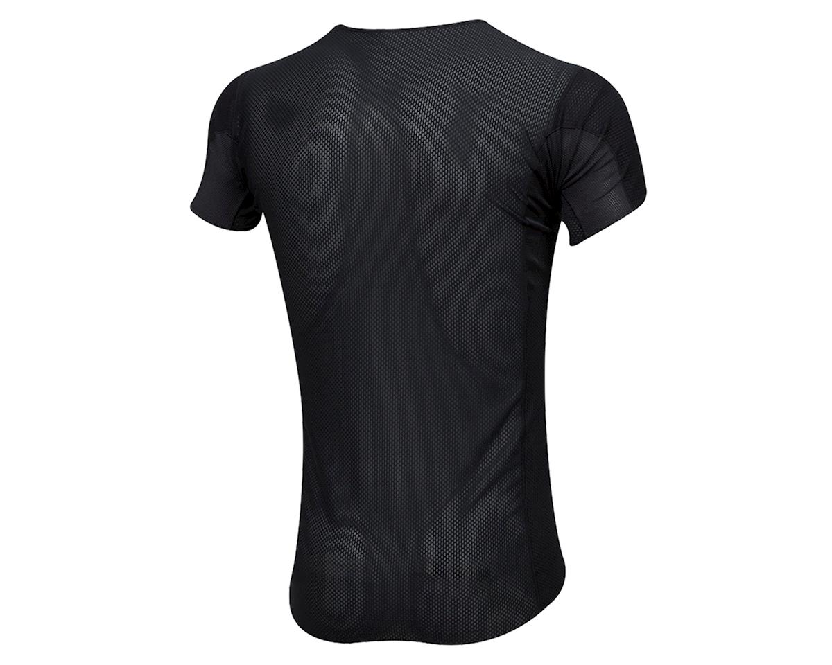 Image 2 for Pearl Izumi Transfer Cycling Short Sleeve Baselayer (Black) (S)
