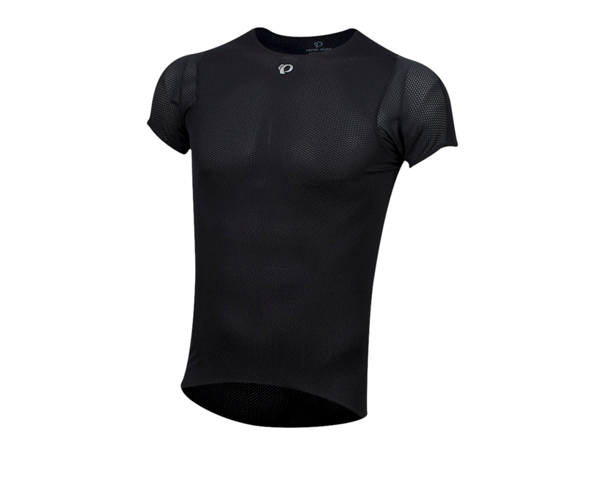 Pearl Izumi Transfer Cycling Short Sleeve Baselayer (Black) (2XL)