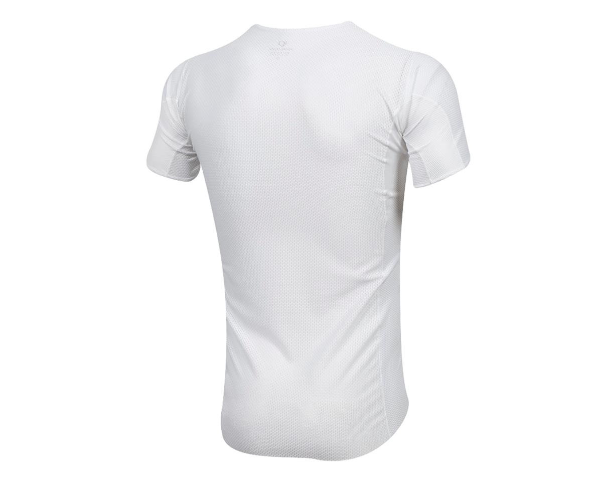 Pearl Izumi Transfer Short Sleeve Baselayer (White) (XL)