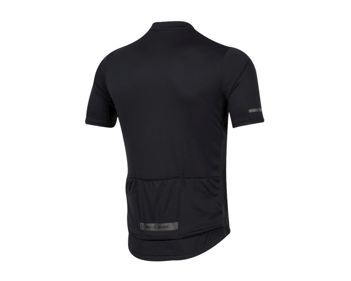 Pearl Izumi Charge Short Sleeve Jersey (Black) (L)