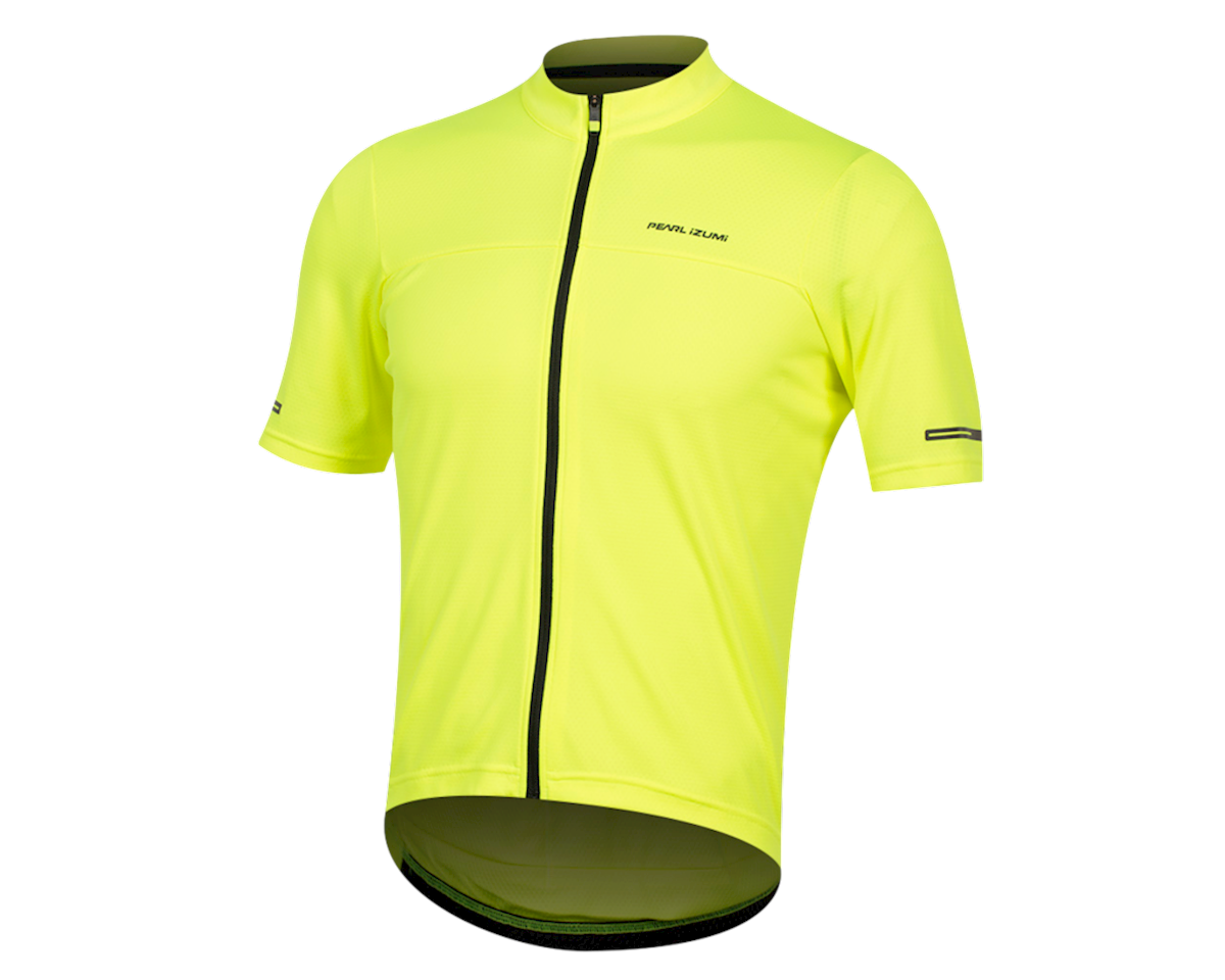 Pearl Izumi Tempo Jersey (Screaming Yellow) (2XL)