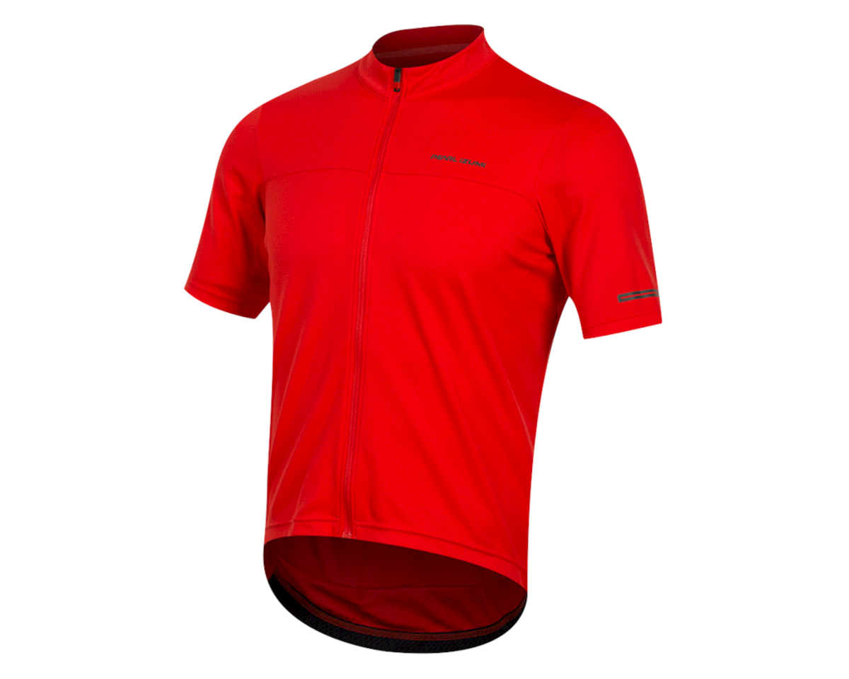 Pearl Izumi Tempo Short Sleeve Jersey (Torch Red) (M)