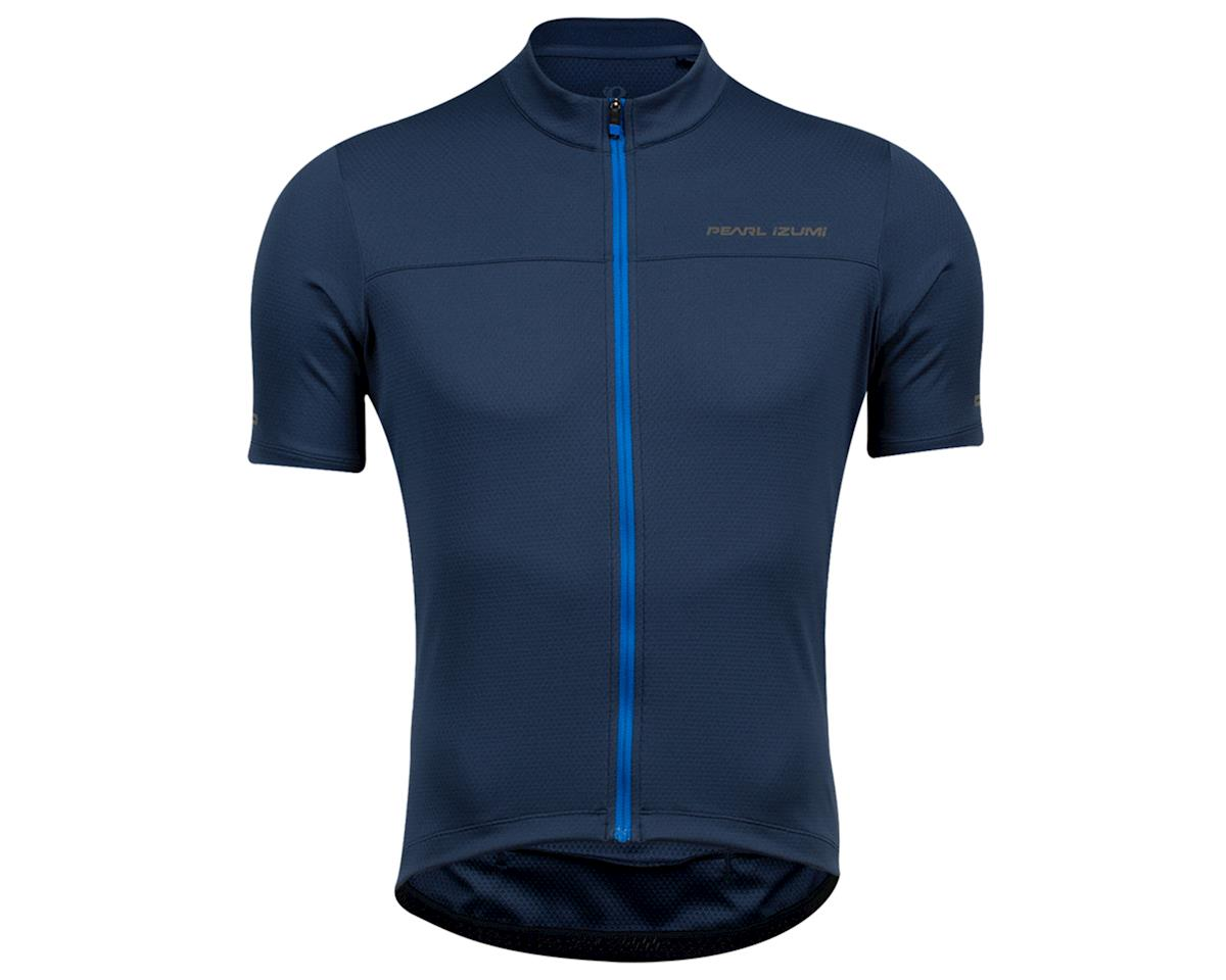 Image 1 for Pearl Izumi Tempo Jersey (Navy/Lapis) (2XL)