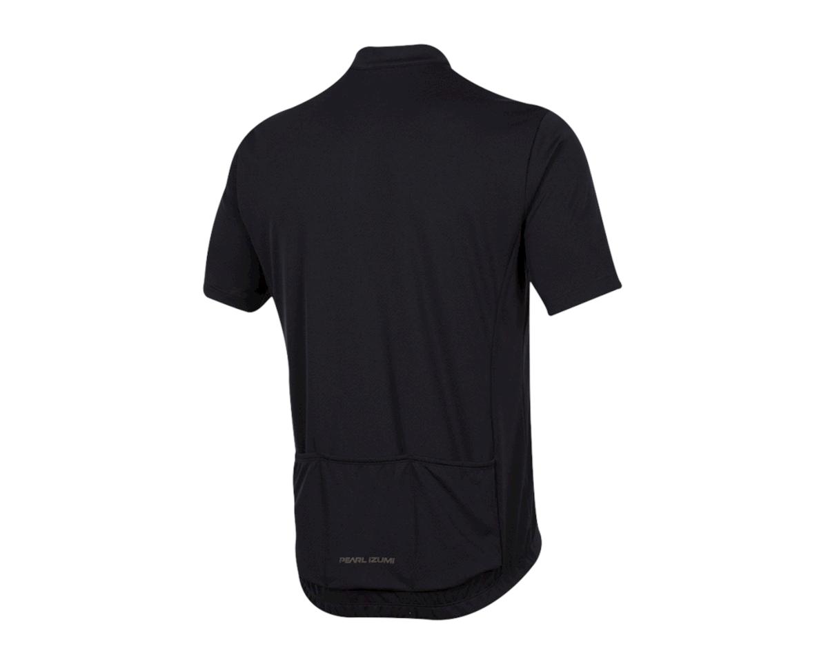 Pearl Izumi Quest Short Sleeve Jersey (Black) (S)