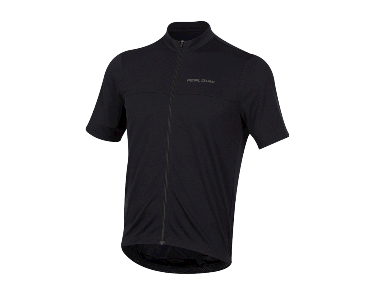 Image 1 for Pearl Izumi Quest Short Sleeve Jersey (Black) (XL)