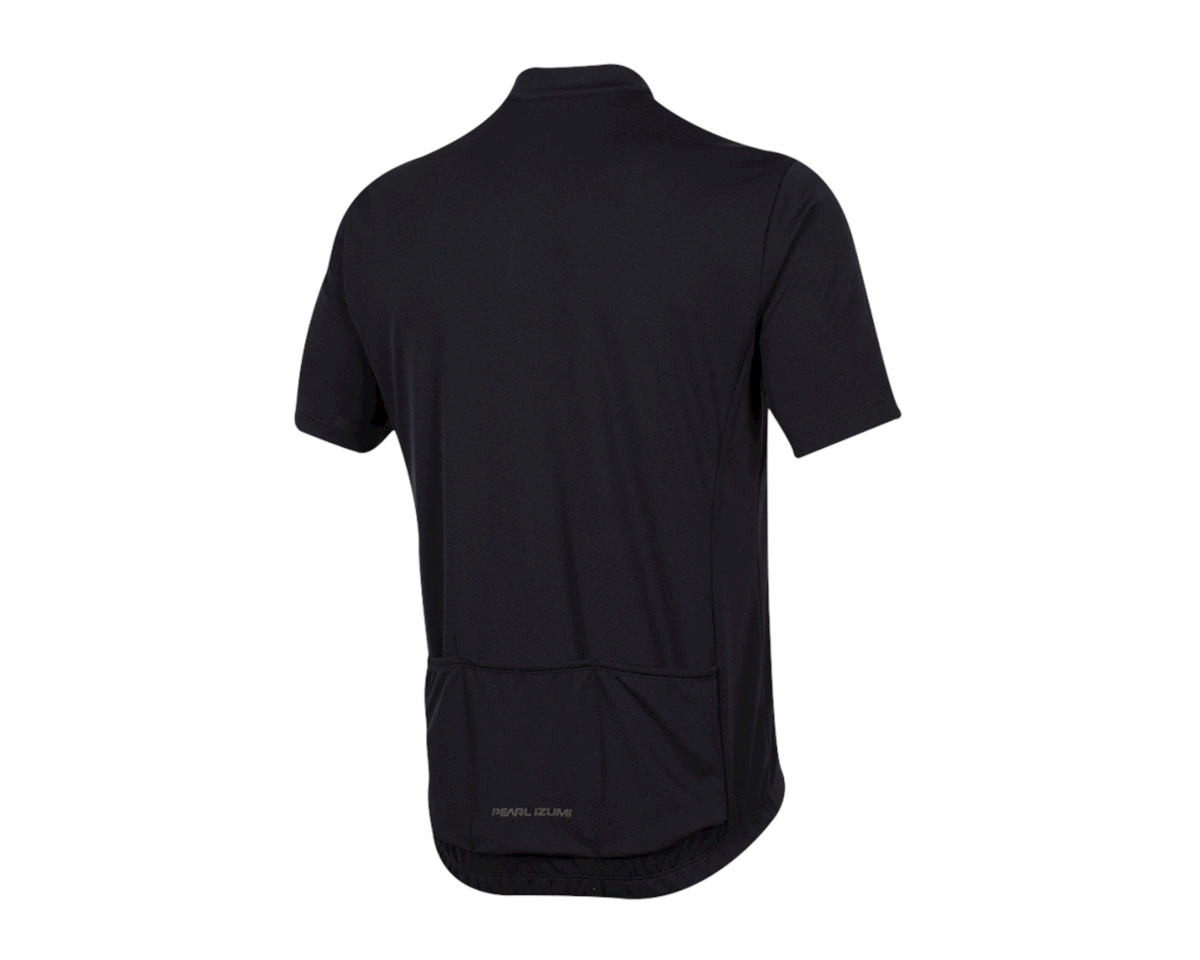 Image 2 for Pearl Izumi Quest Short Sleeve Jersey (Black) (XL)