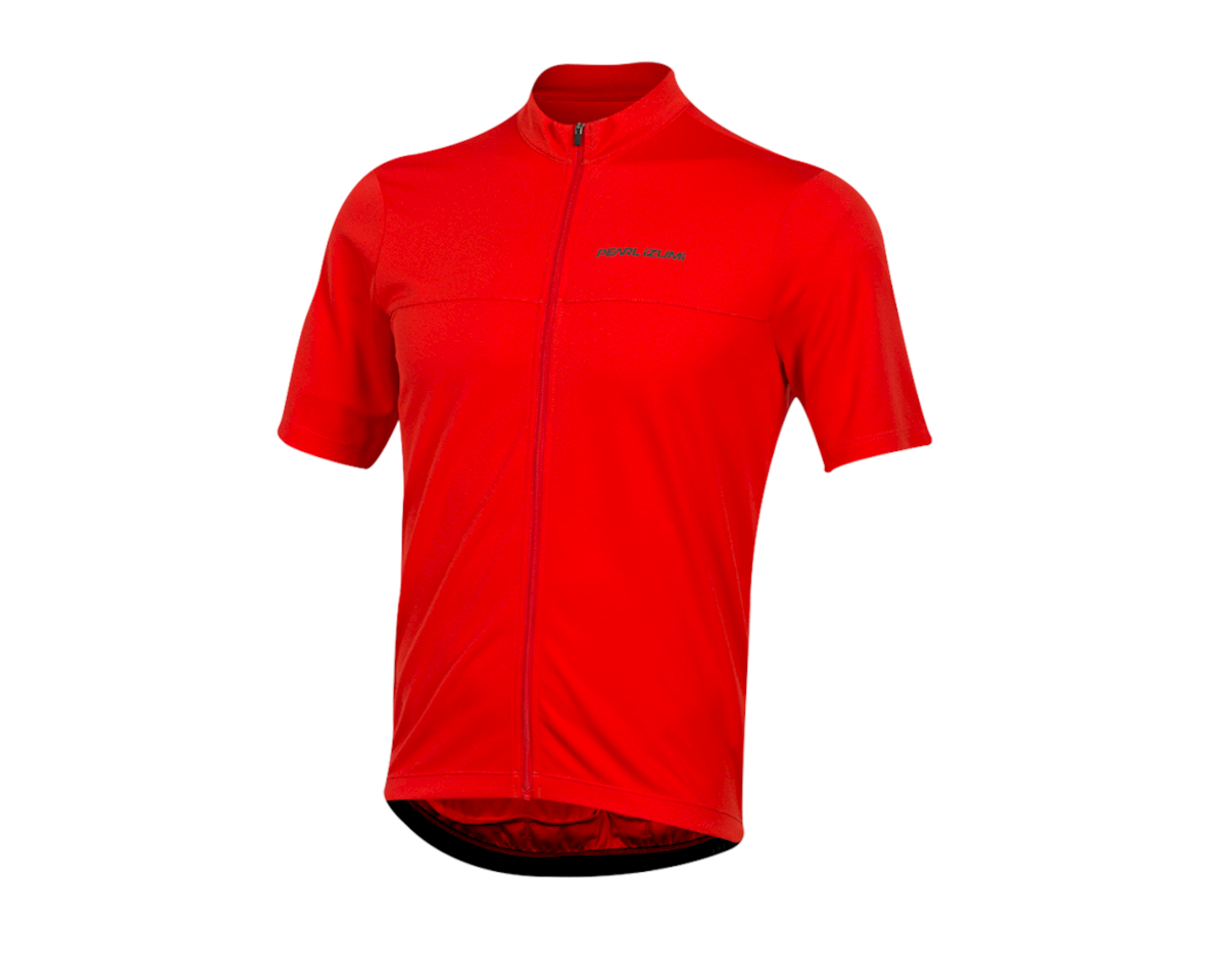 Pearl Izumi Quest Short Sleeve Jersey (Torch Red) (S)