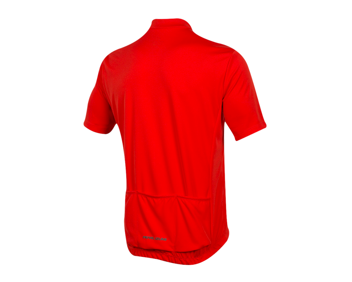 Pearl Izumi Quest Short Sleeve Jersey (Torch Red) (2XL)